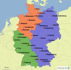 Mario Lehmann Deutschland Ost und Bayern Vertrieb im PLZ Gebiet 0, 1, 9, 36-39, 80-86