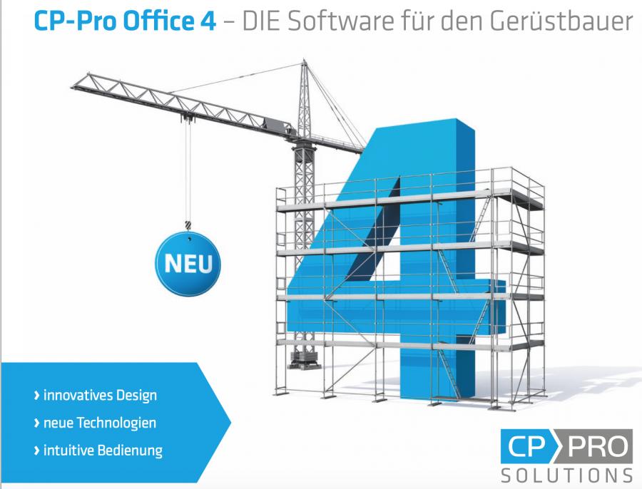Office 4 - Die Software für Gerüstbauer